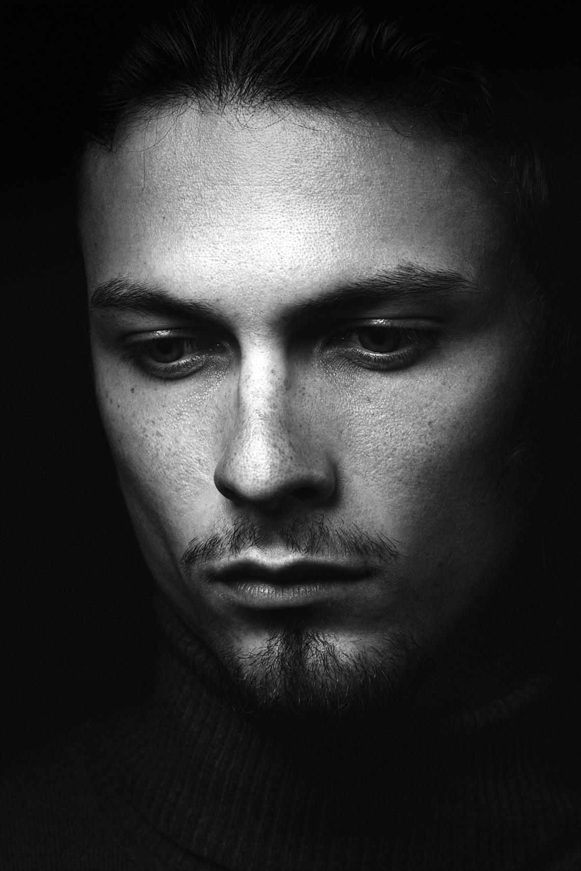 Fotografía publicitaria Retrato para Hombre 2