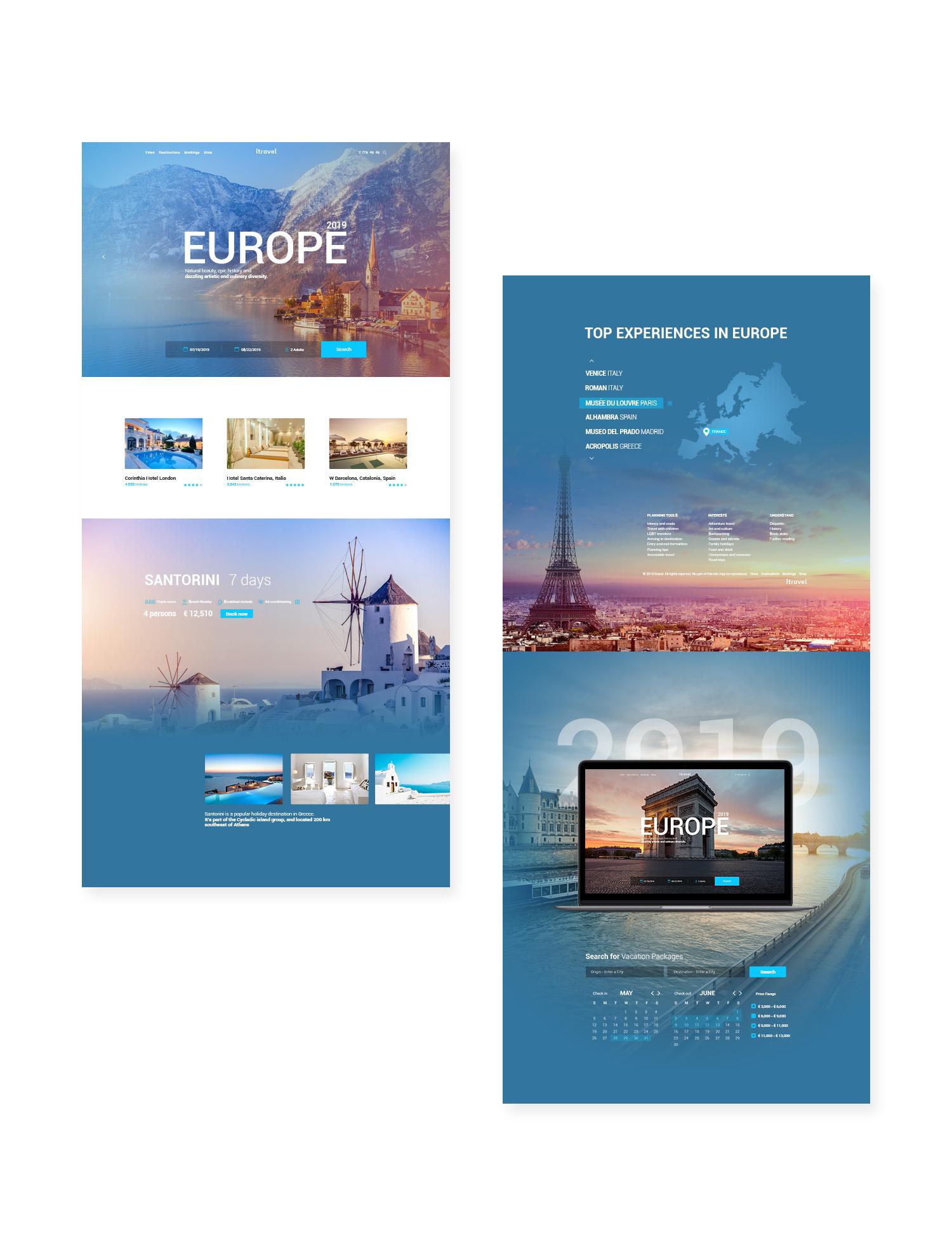 Diseño publicitario Diseño web