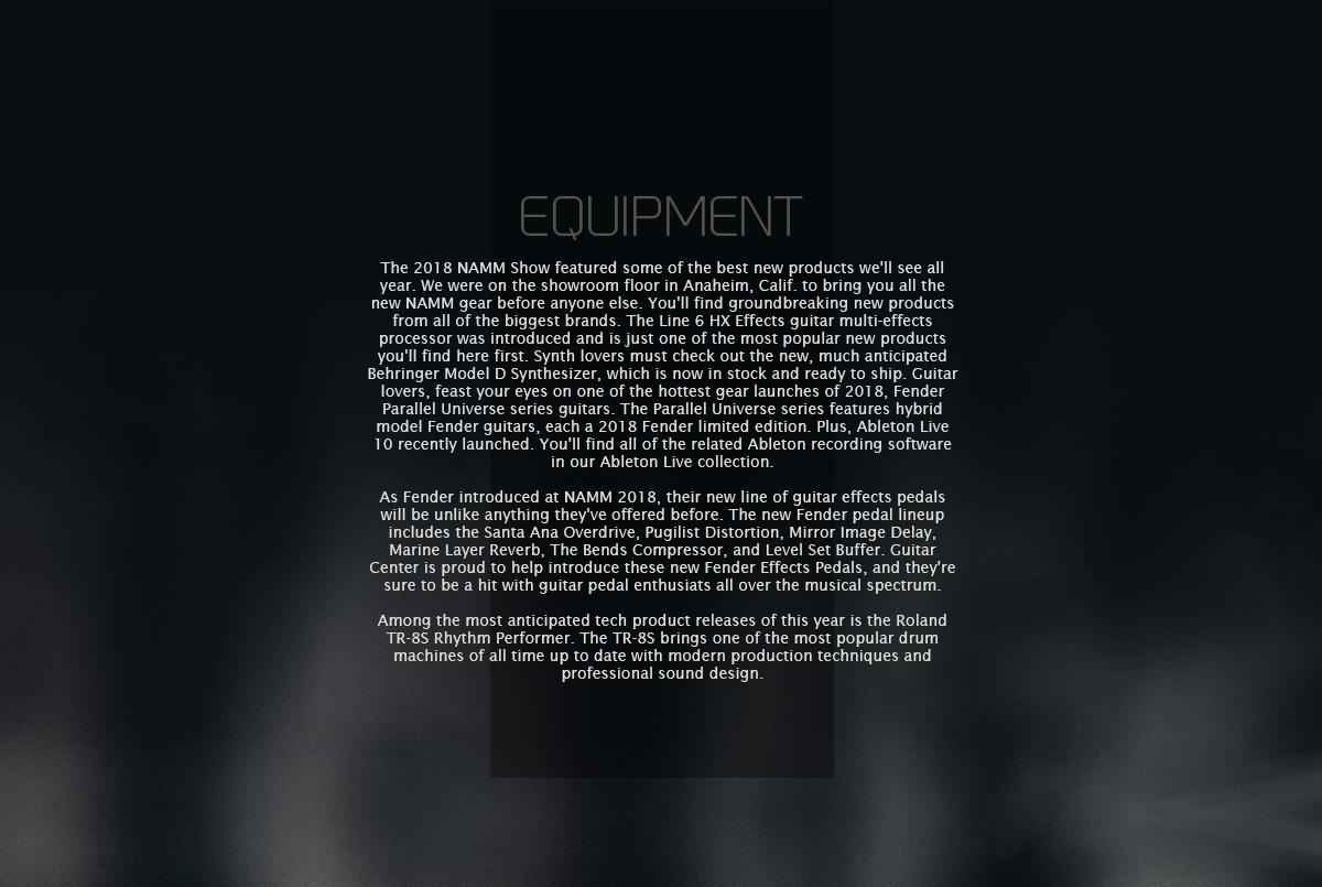 Diseño web Keepinmind fotografia Concepto Guitar Center Cali 7