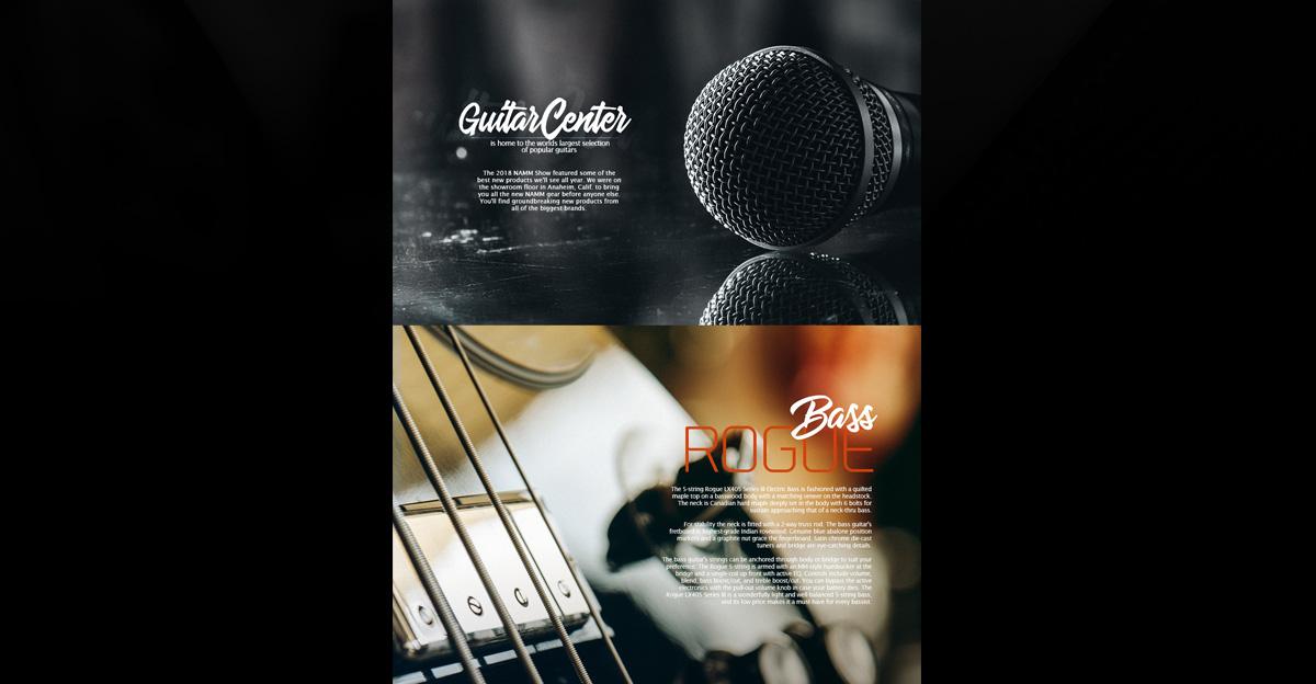 Estudio fotográfico Cali Concepto Guitar Center Cali 14