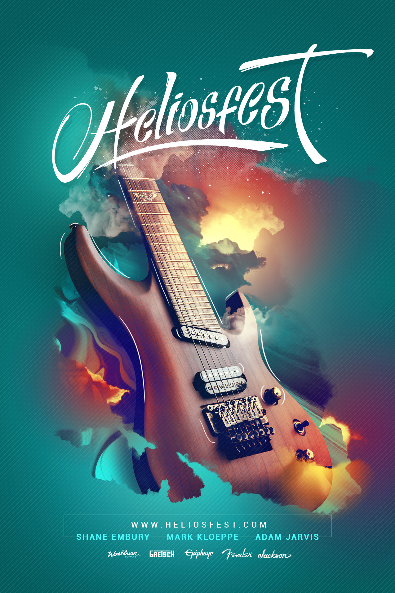 Fotografía Publicitaria Cali Poster Heliosfest